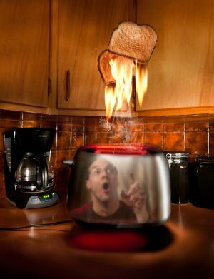 The Toaster Incident