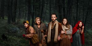 Into The Woods, Grandstreet Theater