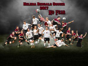 Helena High Soccer Poster